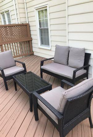 Patio sofa set for Sale in Vienna, VA