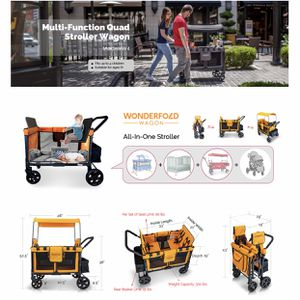 NEW OPEN BOX WAGON STROLLER for Sale in Los Angeles, CA