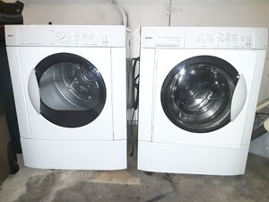 Washer & Dryer (Electric/Kenmore) for Sale in Sacramento, CA