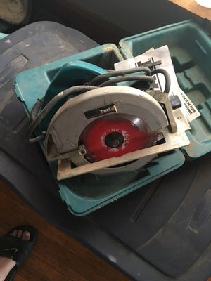 Makita circular saw 40$ for Sale in Plainville, MA
