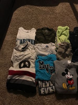 Boys clothes size 6-8 for Sale in Newcastle, WA