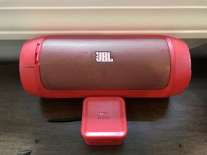 JBL Charge 2 Portable Speaker for Sale in Appleton, WI
