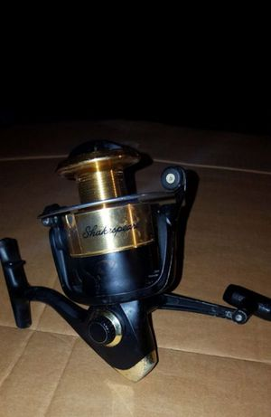 Shakespear spinning reel fishing freshwater / saltwater for Sale in Bethel, CT