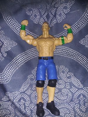 John Cena - WWE Signature Series 2012 WWE Toy Wrestling Action Figure by Mattel! for Sale in Winter Haven, FL