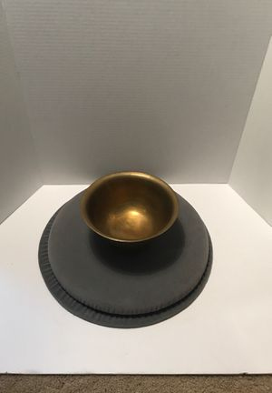 Antique brass bowl from China 20.00 obo for Sale in Fairview Park, OH