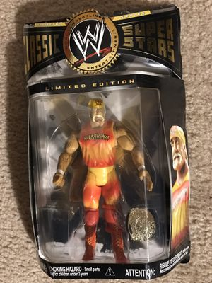 Hulk Hogan WWE action figure for Sale in Chelmsford, MA