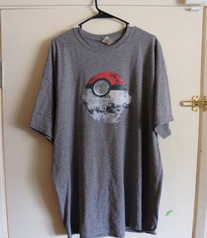Pokemon Pokeball Shirt Star Wars Death Star Darth Vader Xxl 2XL for Sale in Cupertino, CA