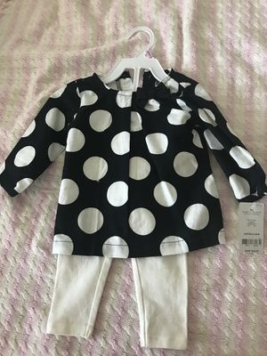 2piece set baby girl clothes. for Sale in Houston, TX