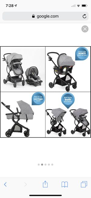 Urbini stroller/car seat travel system for Sale in Paragould, AR
