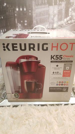 Brand New KeurigHOT K55 Classic Series Coffee Maker for Sale in Beaverton, OR