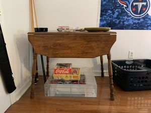 Antique drop leave table for Sale in Smyrna, TN