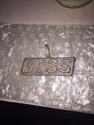 Boss charm brand new for Sale in Smyrna, GA