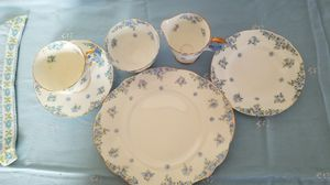 Crown Staffordshire Antique Bone China Tea Set for Sale in Casselberry, FL