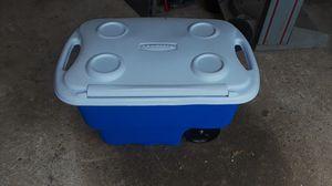 lg igoo rolling cooler new for Sale in Rockaway, NJ