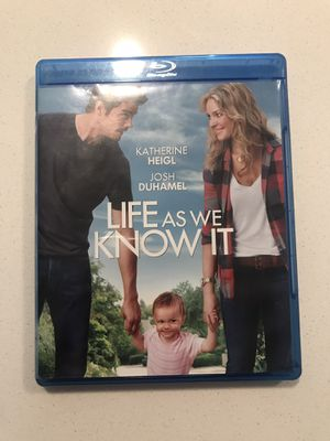 Life as we Know it bluray for Sale in Aurora, CO