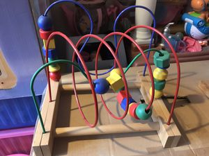 Wooden play toys for Sale in Bailey's Crossroads, VA