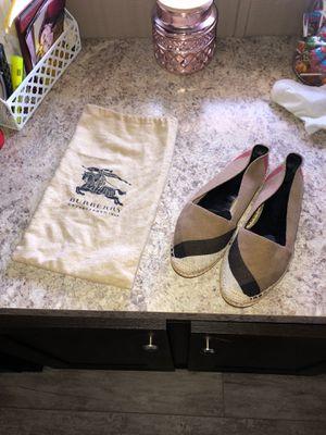 Women's Burberry slip on for Sale in Peoria, AZ