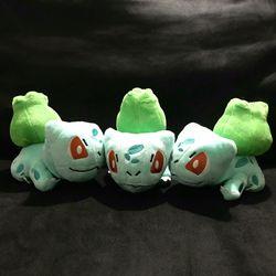 Pokemon bulbasaur plush -$11 each for Sale in Monterey Park,  CA