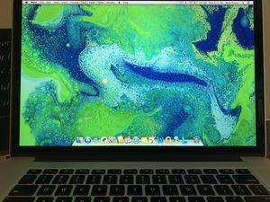15'' MacBook Pro Retina 2014 for Sale in Lubbock, TX
