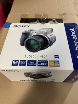 Sony Cyber-Shot Camera DSC-H2. 6.0 MP Digital Camera for Sale in Gaithersburg,  MD