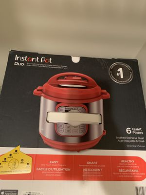 Instant Pot 7 in 1 - RED for Sale in Columbia, MD