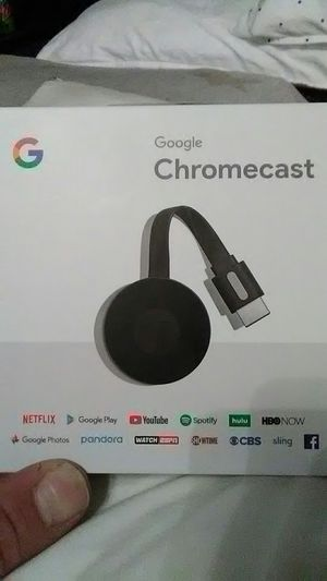 Google Chromecast for Sale in San Antonio, TX