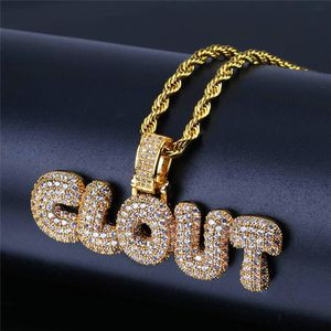 """ICED OUT ROSE GOLD CHAIN """"CLOUT"""" for Sale in Aspen Hill, MD"""