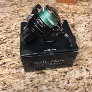 Shimano Sustain C3000hg for Sale in Tustin, CA