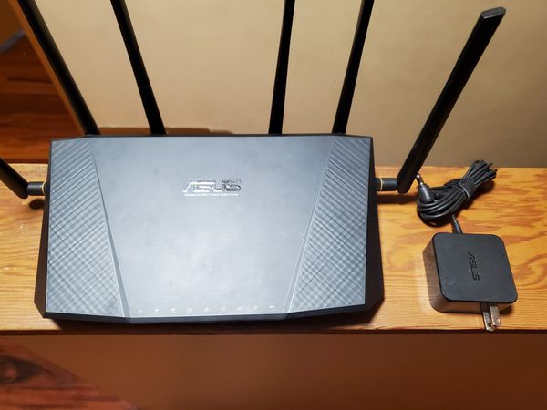 ASUS RT-AC3200 Tri band router