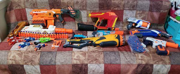 Nerf Guns/pistolas Nerf