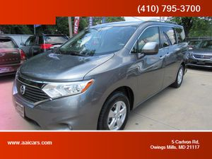 2016 Nissan Quest for Sale in Owings Mills, MD