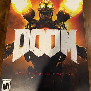 Doom Collectors Edition Statue for Sale in Fairfax, VA