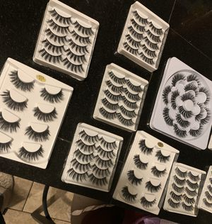 Loves I got some lashes for sale🤪❤️ for Sale in Westminster, CO