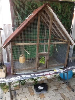 Large bird cage for Sale in Miami, FL