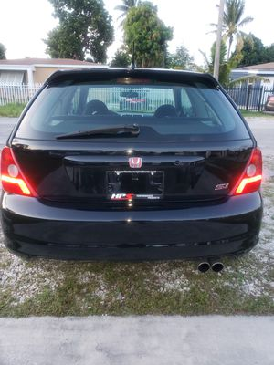 2003 honda civic si hatchback ep3 MAKE AN OFFER 96K miles SUPER CLEAN INSIDE AND OUT for Sale in Miami, FL