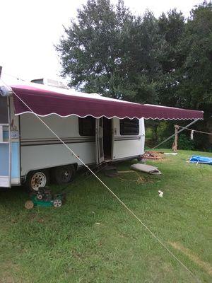 Roll out canopy 24 ft x. 11ft,like new for Sale in Breaux Bridge, LA