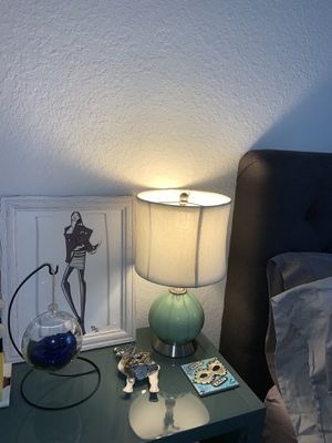 Cute lamp like new for Sale in Orlando, FL