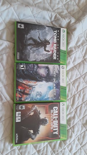 Xbox 360 games for Sale in Ridgefield, NJ