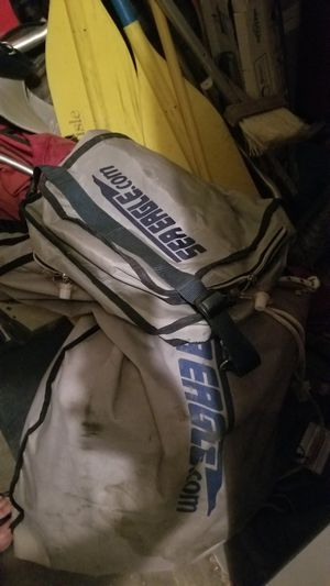 2 person kayak,canoe or 1 person and alot of gear for Sale in Phoenix, AZ