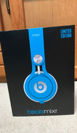Beats mixrs blue for Sale in Rockville, MD
