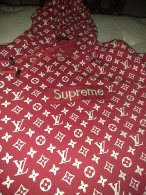 Louis Vuitton Supreme Hoodie for Sale in Mount Pleasant, PA