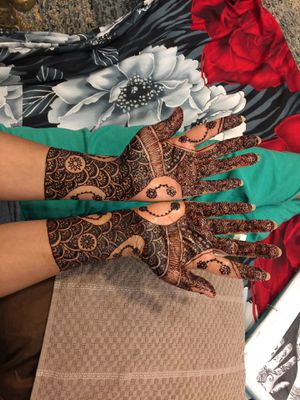 Henna tattooing for Sale in Mansfield, TX