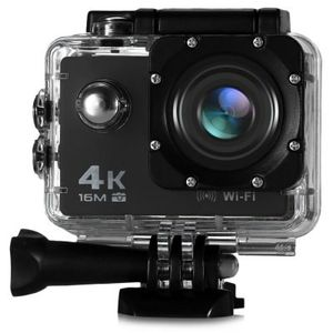 4K WiFi Sport Camera Wide Angle Fish-eye Lens Allwinner V3 Chipset for Android iOS for Sale in Bowie, MD