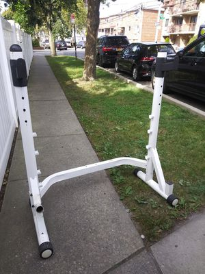 Bench gym rack for Sale in Queens, NY