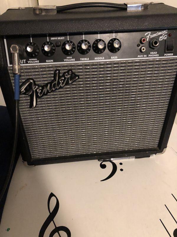 Electric Fender Strat