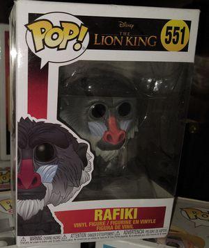 Funko Pop: Rafiki 551 for Sale in El Paso, TX