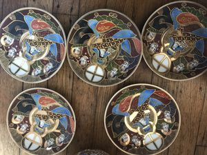 Antique 19th century hand painted China for Sale in Baltimore, MD
