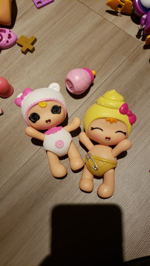 Baby lalaloopsy toy girls kids for Sale in Seattle, WA