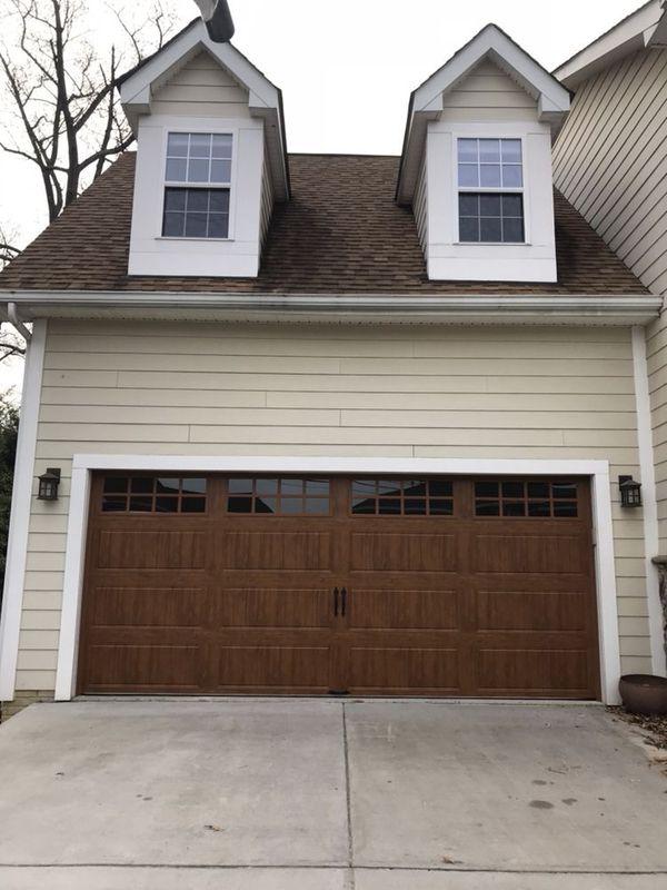 Affordable garage door springs replacement