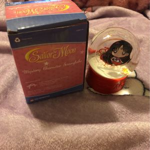 Sailor moon snow globe for Sale in Mission, TX